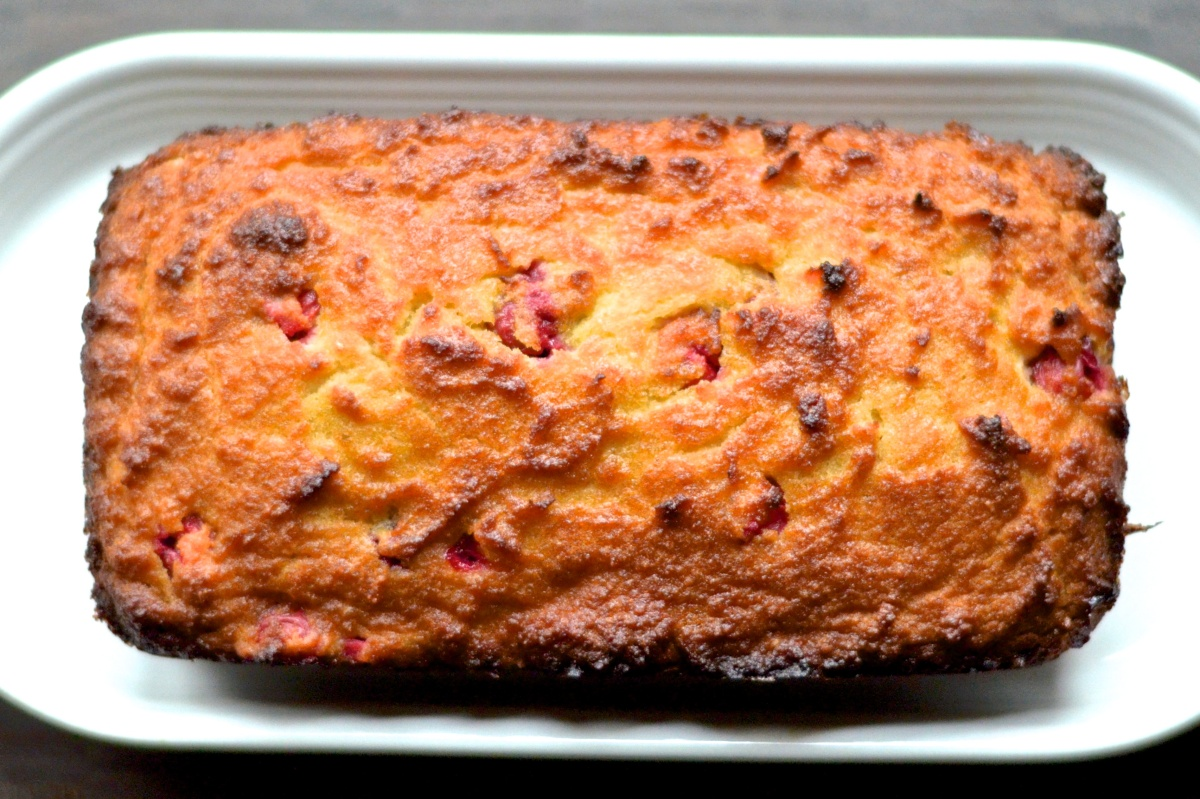 Orange-Cranberry Bread
