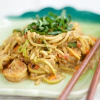 Thai Basil Sambal Noodles