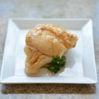 Pan Fried Cod with Asian Glaze