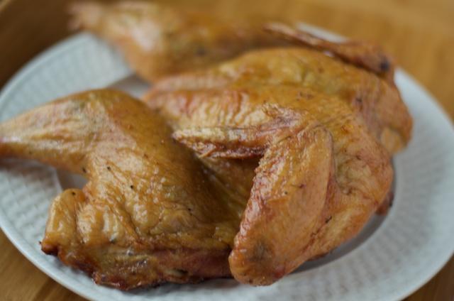 oregano garlic chicken