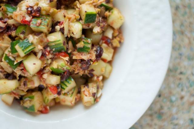 healthy salad for vegetarians