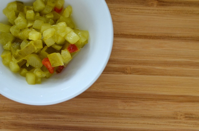 dill pickle relish for paleo tartar sauce