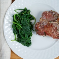 Marinated Herbed Lamb Chops