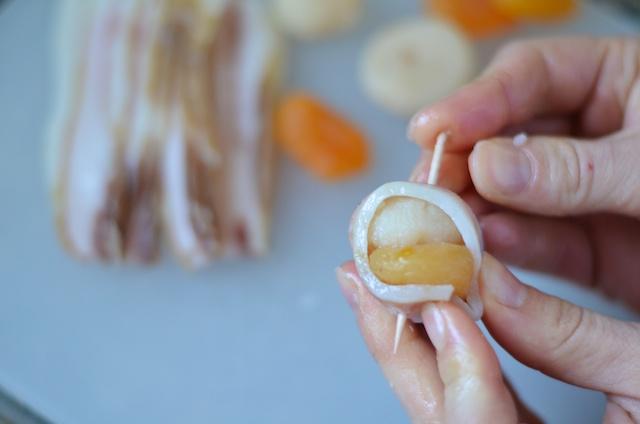 preparing apricocity