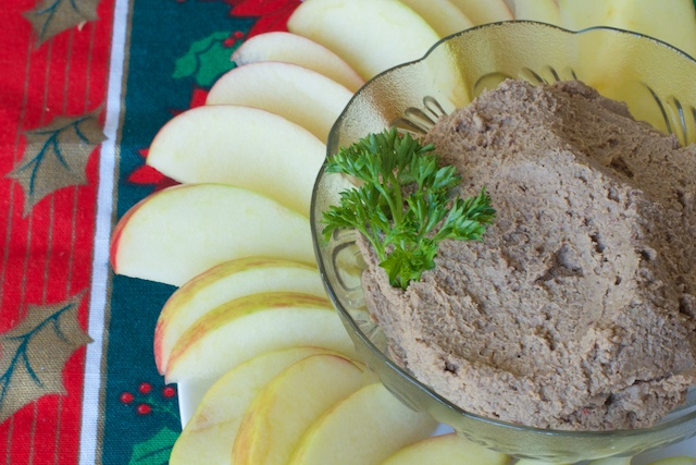 chicken gizzard pate recipe