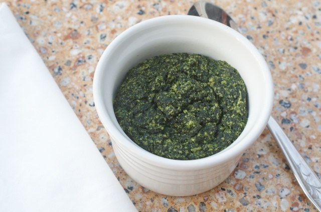 easy, delicious, spinach soufflé