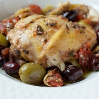 Mom's Greek Chicken