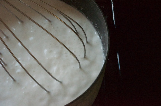 condensing coconut milk recipe paleo