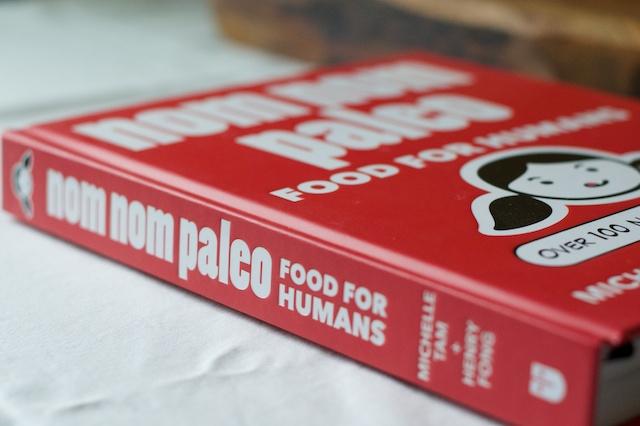 nom nom paleo food for humans cookbook review