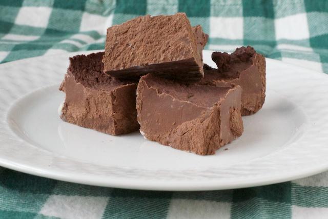 gluten free paleo chocolate fudge recipe