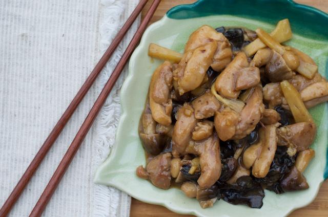 Moo Goo Gai Pan (蘑菇鸡片) | virginia is for hunter-gatherers