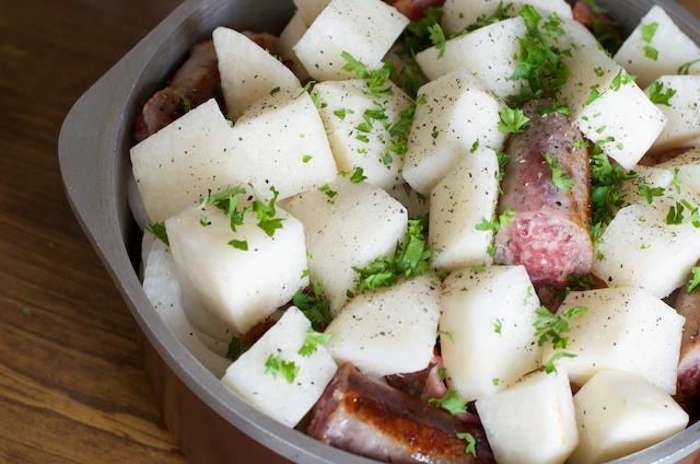 Dublin Coddle Recipe (paleo, gluten free, primal, keto)