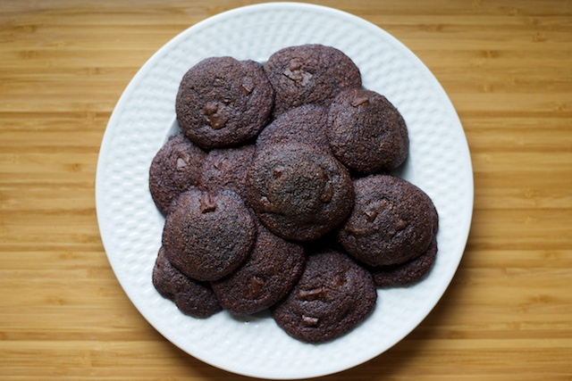 Mint Chocolate Chip Cookies (Paleo Cookie Recipe)