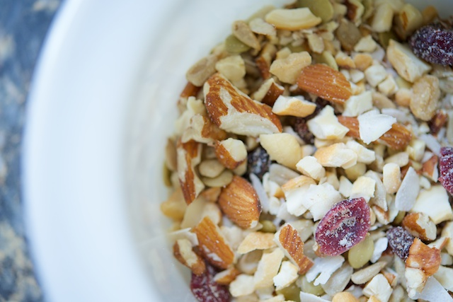 Quick and Easy Paleo Trail Mix Recipe