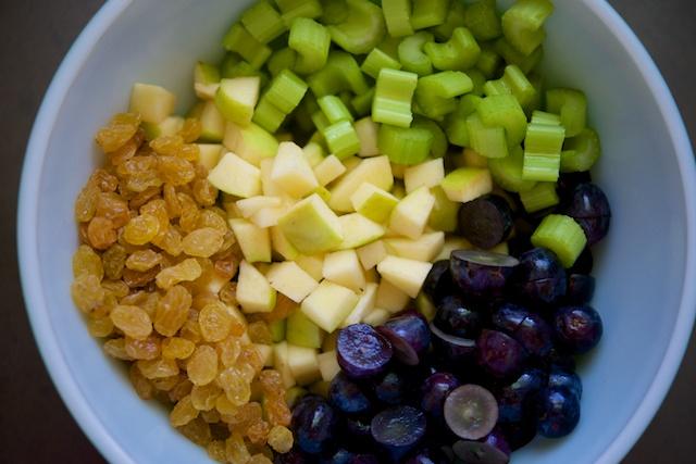 Waldorf Salad Recipe (paleo, primal, gluten-free)