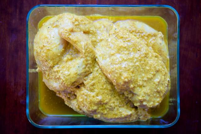 Chicken Shawarma (paleo, gluten-free, primal)
