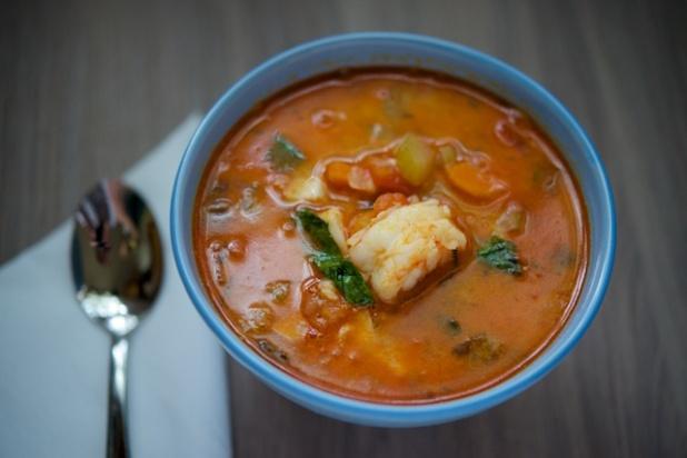 Seafood Stew Recipe (paleo, primal, gluten free)