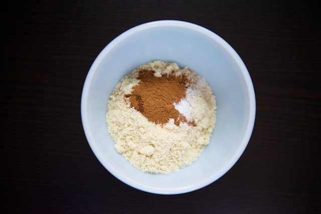 Pumpkin Pie Bars with Gingerbread Crust Recipe (paleo, primal, gluten-free)
