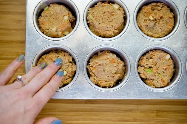 Fall Breakfast Muffins Recipe (paleo, primal, gluten-free)