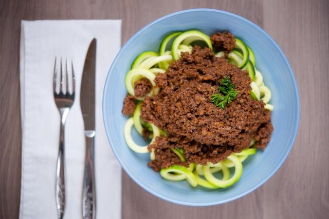 Bolognese Sauce Recipe (paleo, primal, gluten-free)
