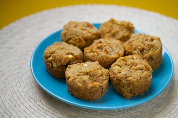 Fall Breakfast Muffins Recipe (paleo, primal, gluten-free)