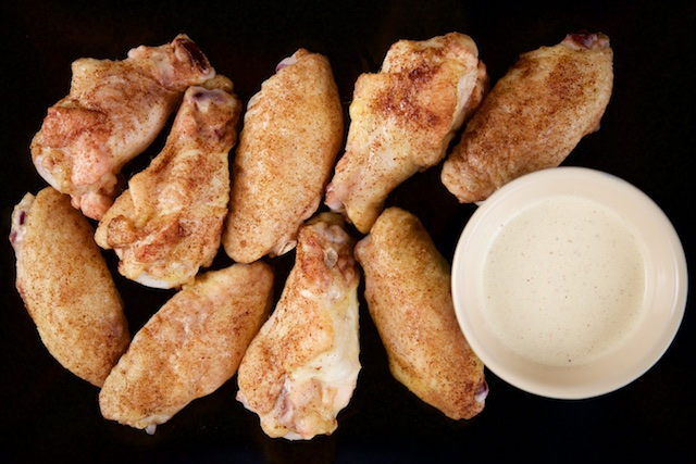 AIP-Friendly Game Day Chicken Wings