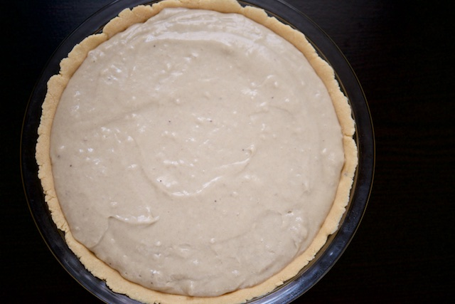 Banana Cream Pie Recipe (paleo, primal, gluten-free)