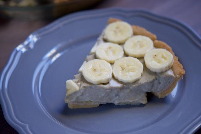 Banana Cream Pie Recipe (paleo, primal, gluten-free)