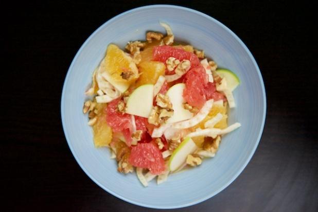 Citrus Salad Recipe (paleo, primal, gluten-free)
