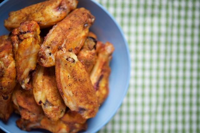 Baked Buffalo Wings Recipe (paleo, primal, gluten-free)