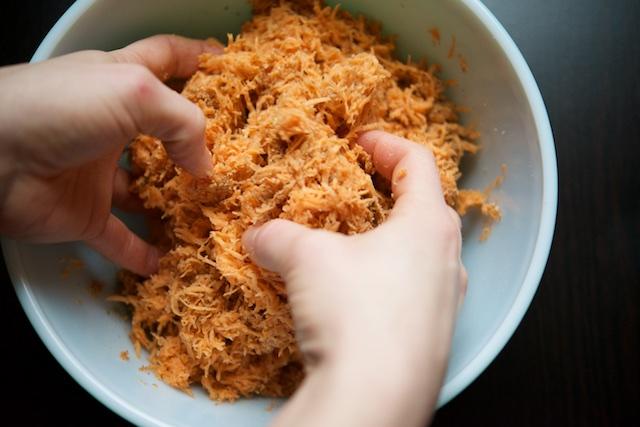Sweet Potato Tater Tots Recipe (paleo, primal, gluten-free)