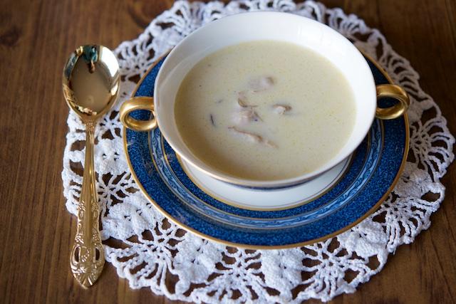 Grandma Dean's Oyster Stew Recipe (paleo, primal, gluten-free)
