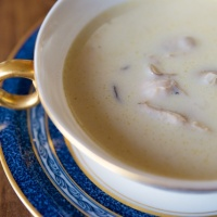 Grandma Dean's Oyster Stew