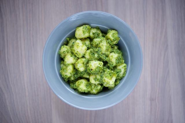 Walnut and Parsley Pesto (paleo, primal, gluten-free) Recipe