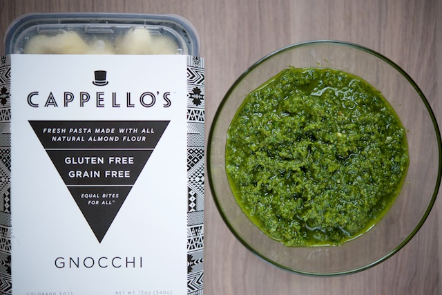 Walnut and Parsley Pesto (paleo, primal, gluten-free) Recipe