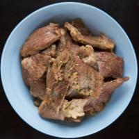 Thai Sliced Beef