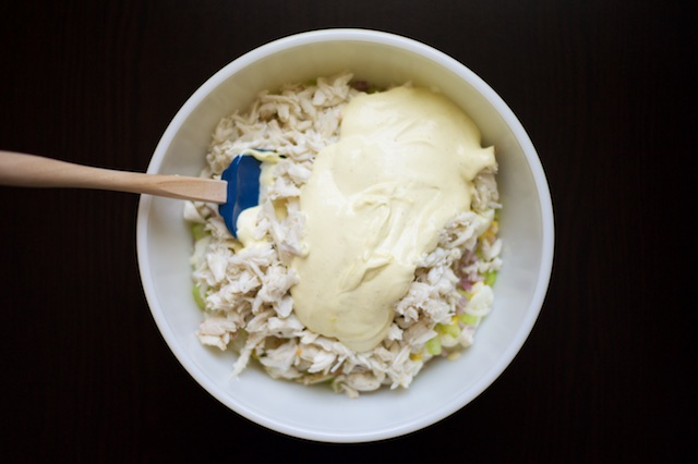 Maryland Crab Potato Salad Recipe (paleo, primal, gluten-free)