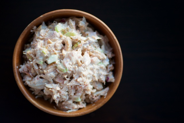 Spicy Crab Salad Recipe (paleo, primal, gluten-free)