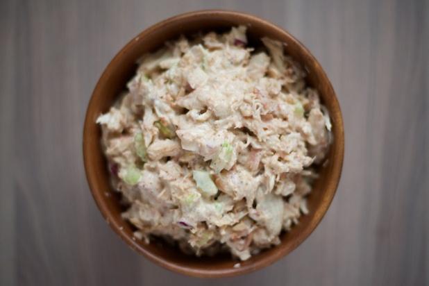 Spicy Crab Salad Recipe (paleo, primal, gluten-free)