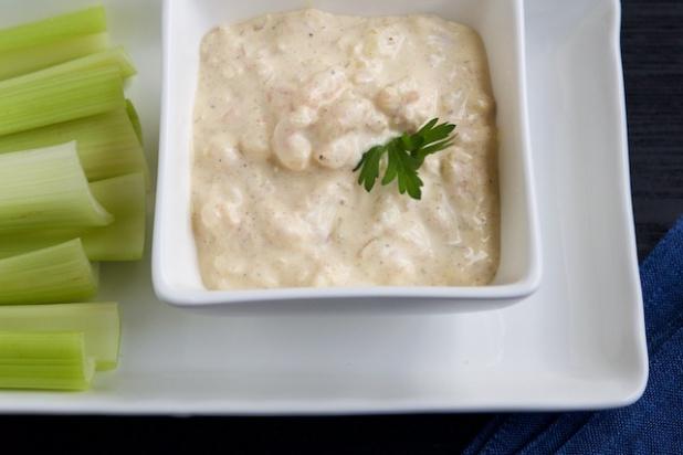 Shrimp Dip Recipe (paleo, primal, gluten-free)