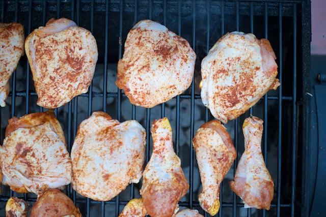 Simple Grilled Barbecue Chicken Recipe [paleo, primal, gluten-free]