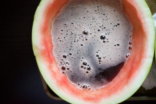 "Paleo Cherry-Watermelon-Kombucha ""Jell-O"" Shots (Adult and Kid Friendly) Recipe [paleo, primal, gluten-free]"