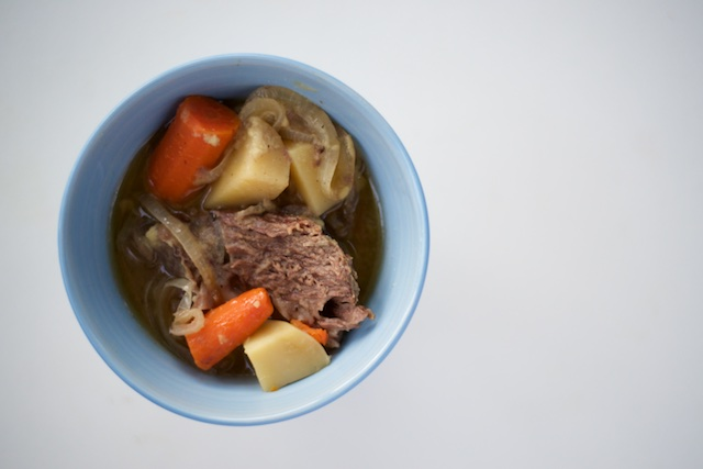 Forgotten Roast Recipe [paleo, primal, gluten-free]