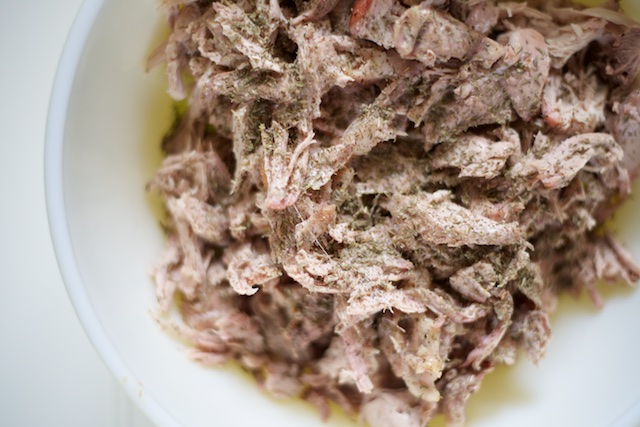 Thanksgiving Leftovers Turkey Salad Recipe [paleo, primal, gluten-free]