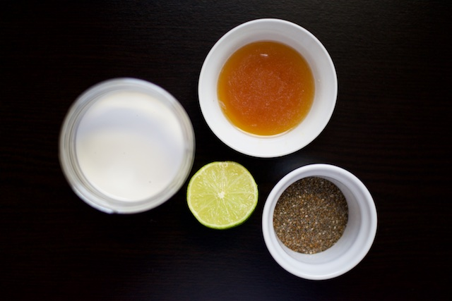 Key Lime Pie Chia Pudding Recipe [paleo, primal, gluten-free]