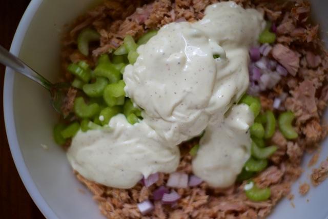 Homemade Tuna Salad Recipe [paleo, primal, gluten-free]