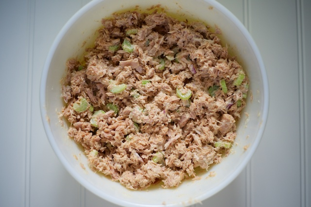 Homemade Tuna Salad Recipe [paleo, primal, gluten-free]
