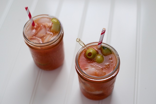 Paleo Bloody Mary Mix Recipe