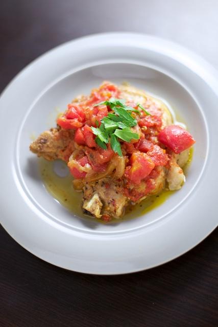 Balsamic Pork Pizzaiola Recipe [paleo, primal, gluten-free]
