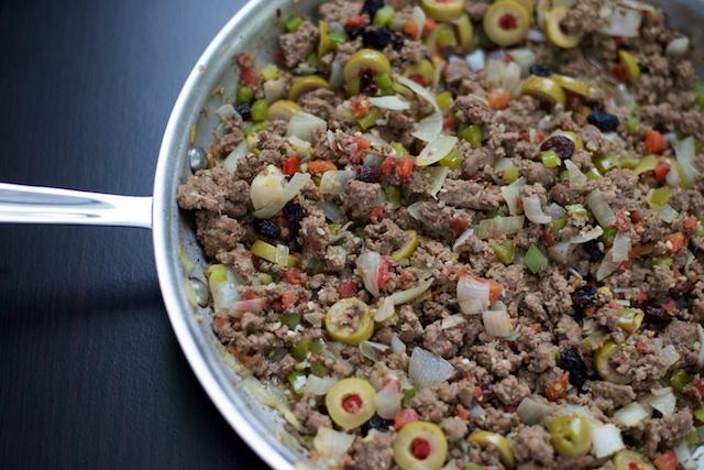 Paleo Picadillo Recipe [paleo, primal, gluten-free]